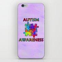 Autism Awareness iPhone & iPod Skin