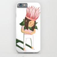Cyclamen iPhone 6 Slim Case