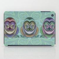 Three Owls iPad Case
