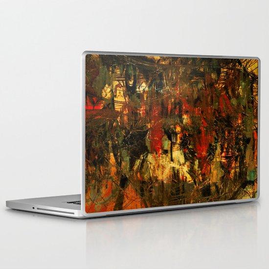Exu Laptop & iPad Skin