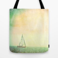 A day at Sea Tote Bag