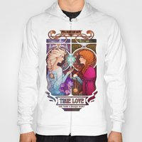 Let Me In - Quote Versio… Hoody