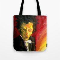Mr. Waits Tote Bag