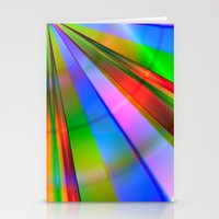 Rainbow Point Stationery Cards