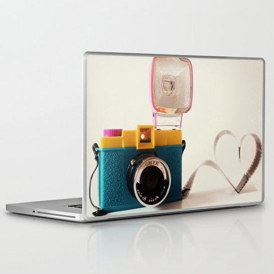 Lomo Love Laptop & iPad Skin