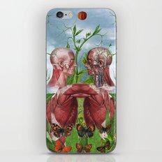 Atlysas II iPhone & iPod Skin