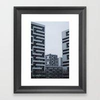 Archi-something Framed Art Print