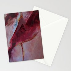 rings and roses Stationery Cards