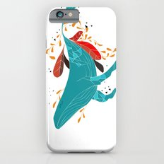 Whale tales iPhone 6 Slim Case