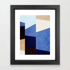 Formas 48 Framed Art Print