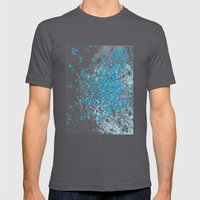 Lilyfly Mens Fitted Tee Asphalt SMALL