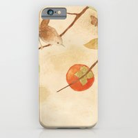 iPhone & iPod Case featuring Winter Wren by FindChaos