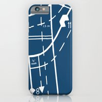 Pattern Master Navy iPhone 6 Slim Case