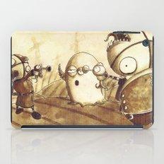 Duel iPad Case