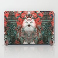 The Owls Are Beautiful iPad Case