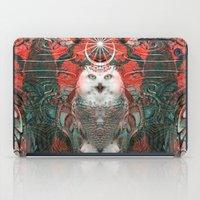 The Owls Are Beautiful iPad Case
