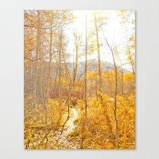 Sun Valley Canvas Print