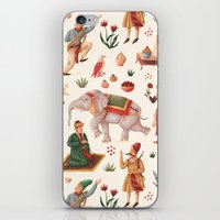 Indian Pattern iPhone & iPod Skin