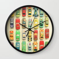 Car Park Wall Clock