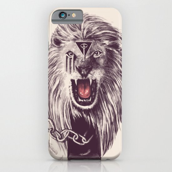 Libertas iPhone & iPod Case