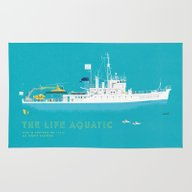 The Life Aquatic With St… Rug