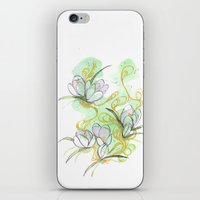 Crocus iPhone & iPod Skin
