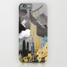Trapeze Artist Dreams iPhone 6 Slim Case