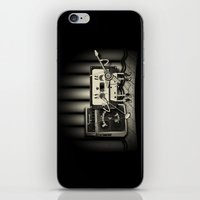 Conjoined Monsters of Rock iPhone & iPod Skin