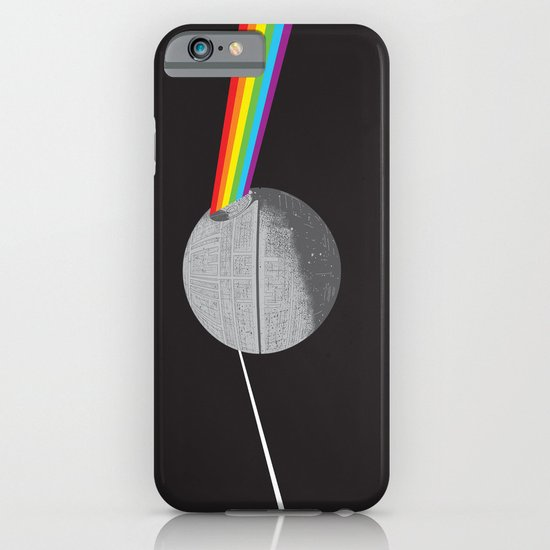 The Darth Side of the Moon: Episode IV Alderaan iPhone & iPod Case