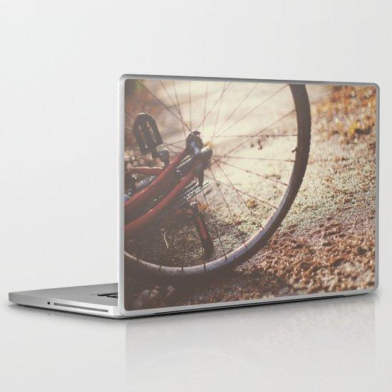 Bike Spokes  Laptop & iPad Skin