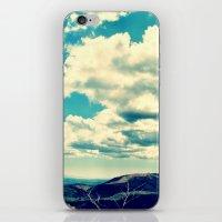 Costa Rican Clouds iPhone & iPod Skin