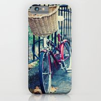 iPhone & iPod Case featuring City bike by Innershadow Photography