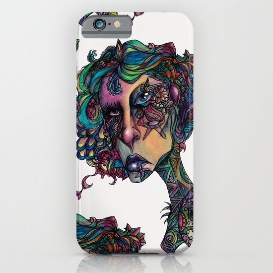 All in The Colors iPhone & iPod Case