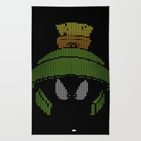 Marvin The Invading Mart… Rug