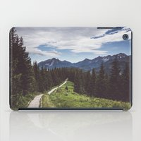 Greetings from the trail iPad Case