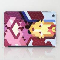 Geometric Ironman iPad Case