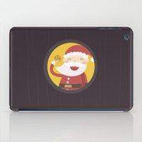 Day 24/25 Advent - Santa's Cookie iPad Case