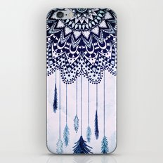 BOHO DREAMS MANDALA iPhone & iPod Skin
