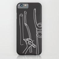 Drawing Straws iPhone 6 Slim Case