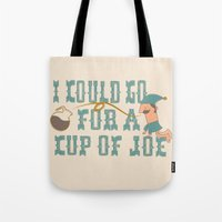 Cup O' Joe Tote Bag