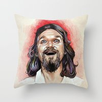 The Fabulous Mr. Bridges Throw Pillow