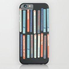 Music Snob Slim Case iPhone 6s