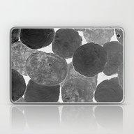 Abstract Gray Laptop & iPad Skin