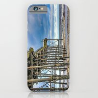 Saltburn Pier iPhone 6 Slim Case