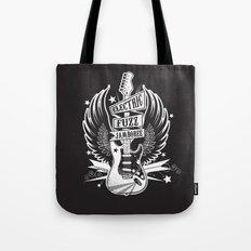 Electric Fuzz Jamboree Tote Bag