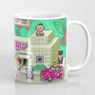 Earthbound Town Mug