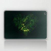 Heart of Darkness Laptop & iPad Skin