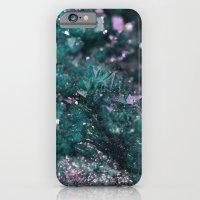 Geode Abstract Aqua Fascination iPhone 6 Slim Case