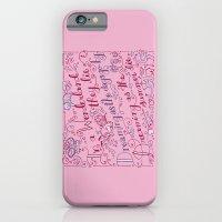 Of Alice in Wonderland, Stanza 6 iPhone 6 Slim Case
