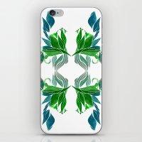 Art Nouveau Pattern  iPhone & iPod Skin